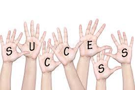 Equipe projet vers le succès